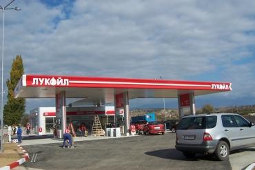 100 LUKOIL бензиностанции