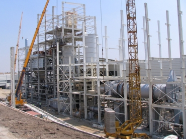 Изграждане на завод за гипсокартон