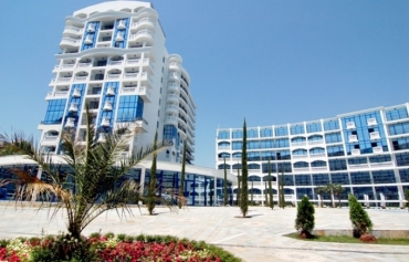 Реконструкция и разширяване на хотел Чайка в Слънчив Бряг