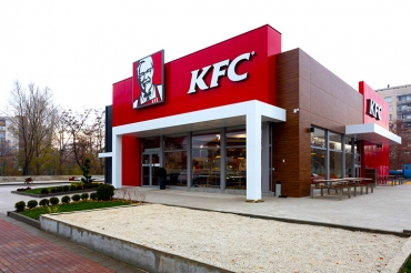KFC - ресторанти за бързо хранене